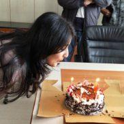 Birthday and annieversary