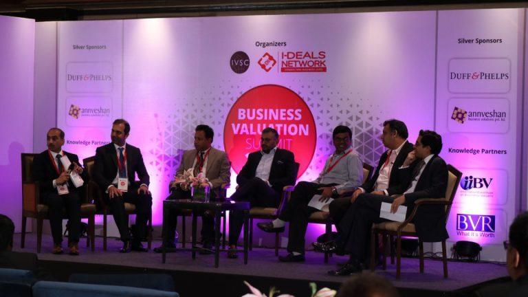 Business Valuation Summit 2018, Bengaluru