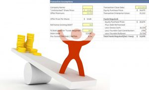 Leveraged Buyout Example