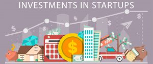 Investment in startup