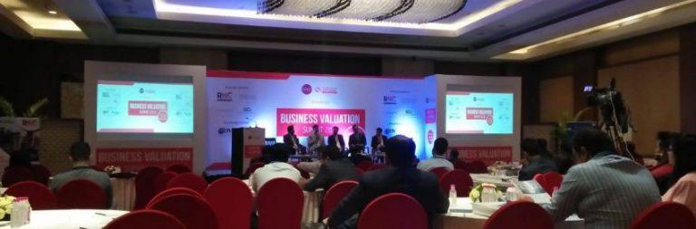 Business Valuation Summit 2018, New Delhi
