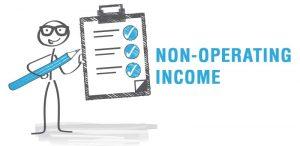 Non-Operating Income