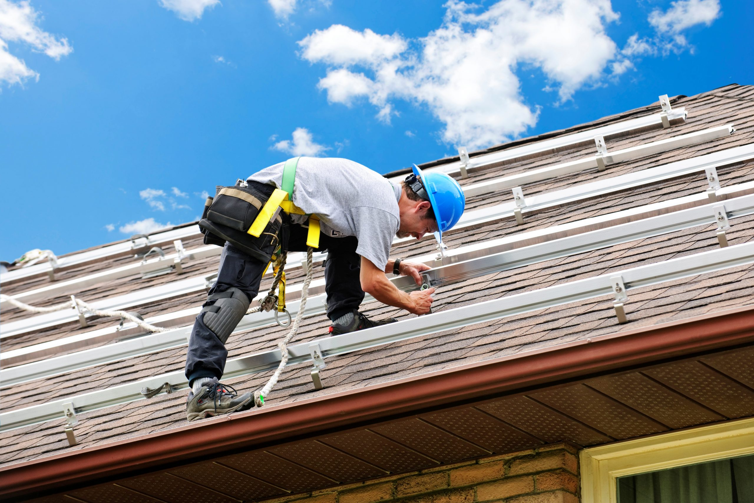 What's a Roofing Company Worth? | Veristrat Inc.
